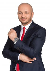 Fotografia partnera predaja  Peter Zakuťanský, RSc.