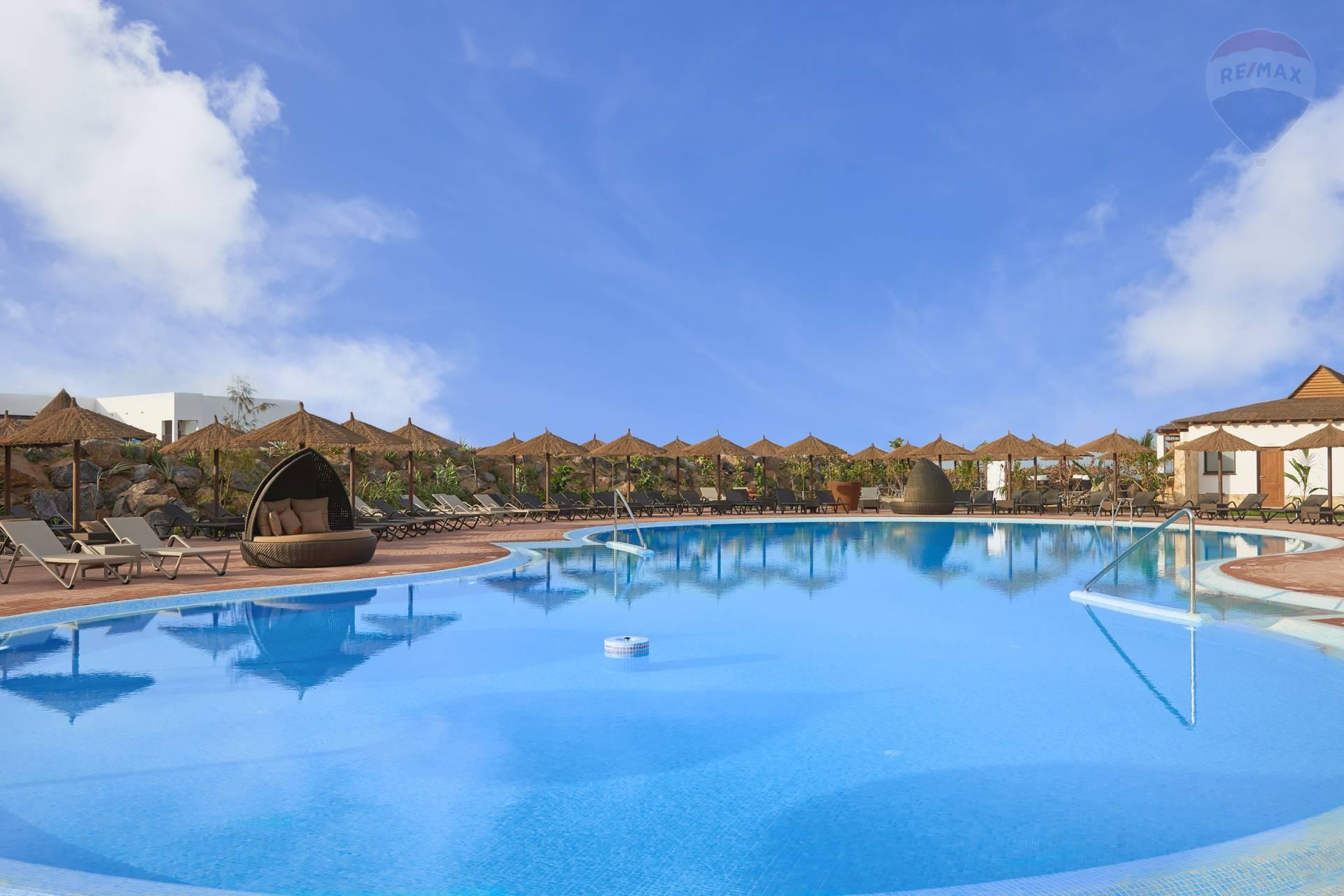 Predaj Apartmánov v Luxusnom 5***** Rezorte na ostrove Boa Vista