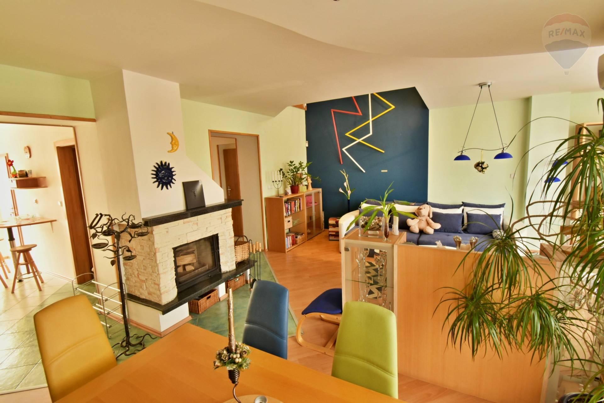 5-izbový mezonetový byt Košice-Juh