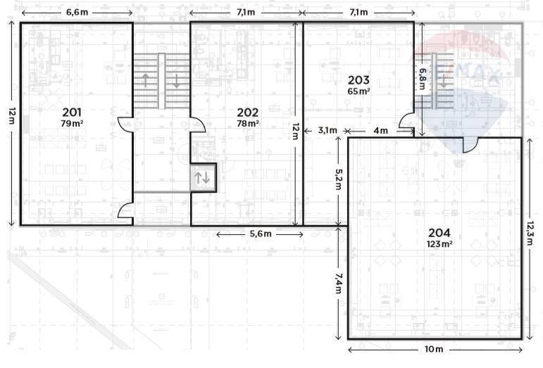 Showroom/Obchodný priestor na prenájom/Commercial open space for rent
