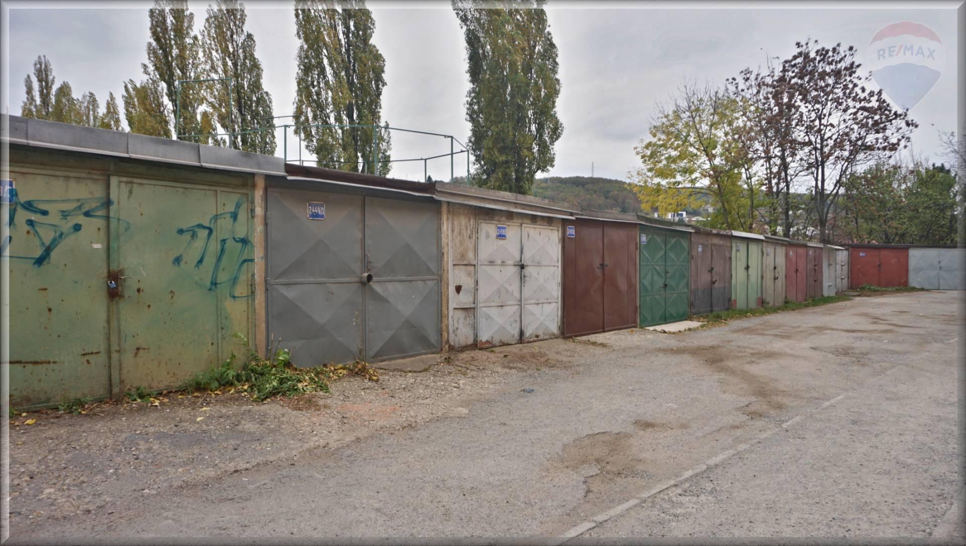 predaj garáže v Košiciach