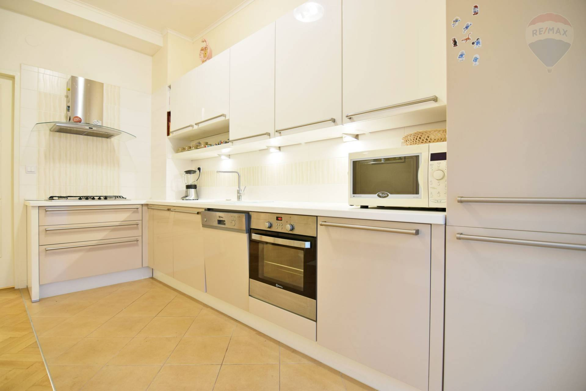 Priestranný 3 izb. byt v centre, 125 m2, ul.Pribinova