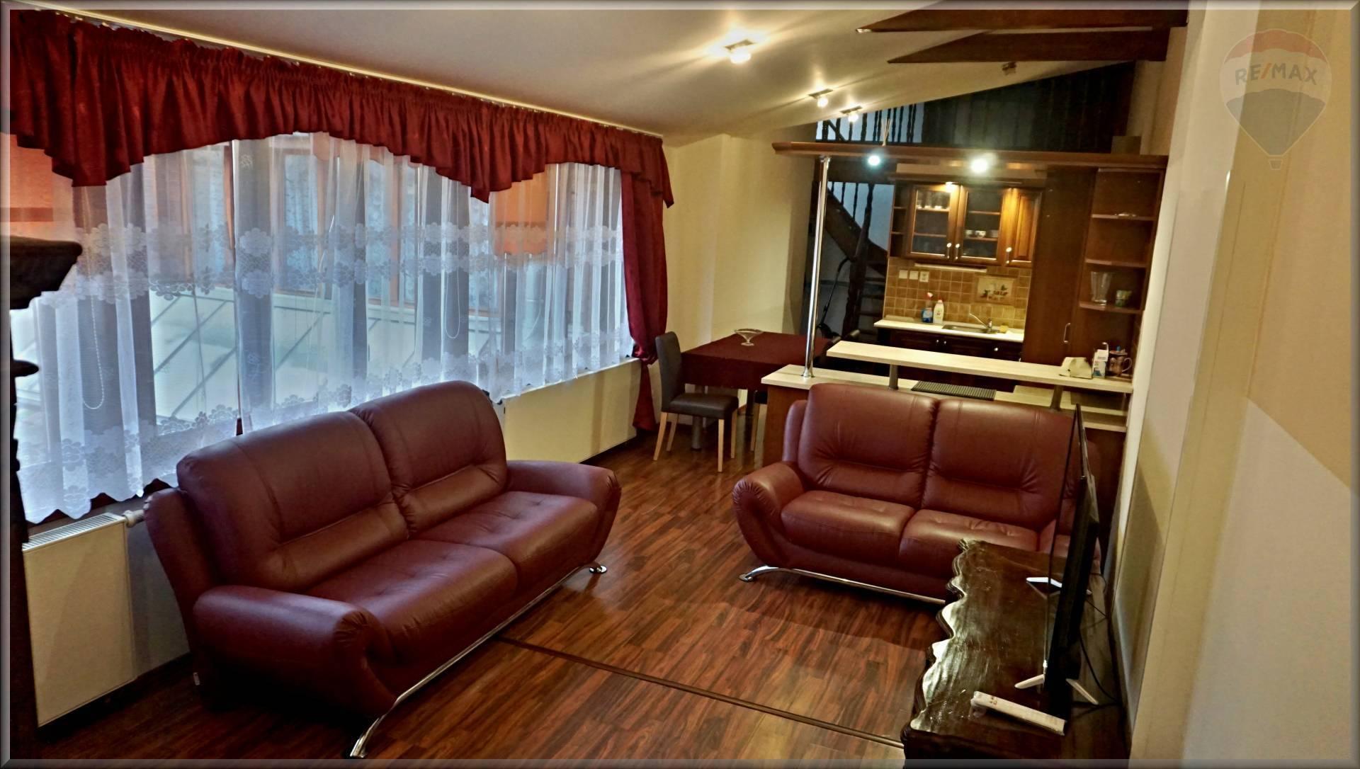 Prenájom 4 izbového bytu - 120 m2