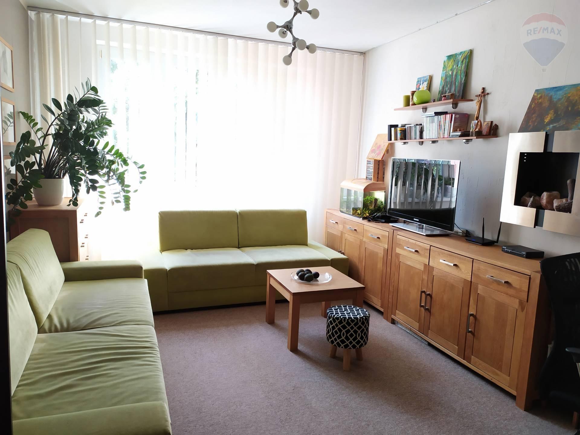Slnečný 2 izbový byt na predaj