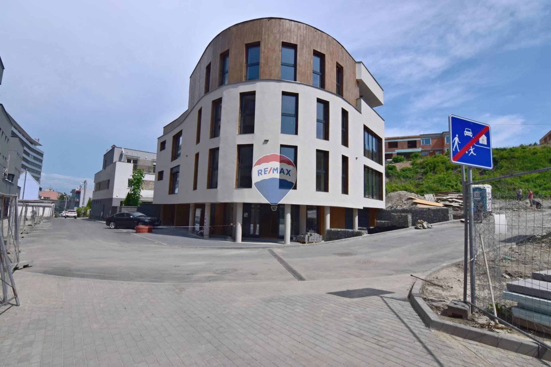 Luxusný 2 izbový byt v centre Košíc