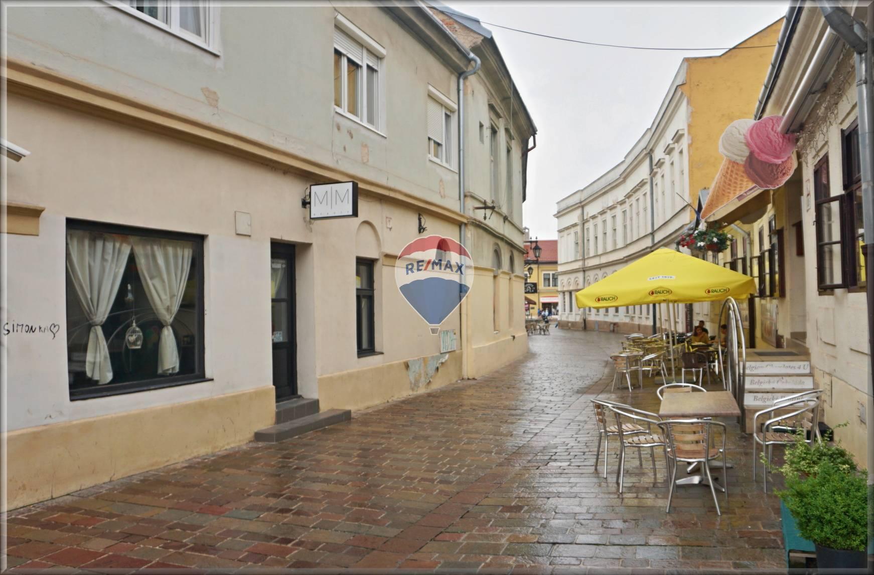Prenájom - priestor centrum Košíc
