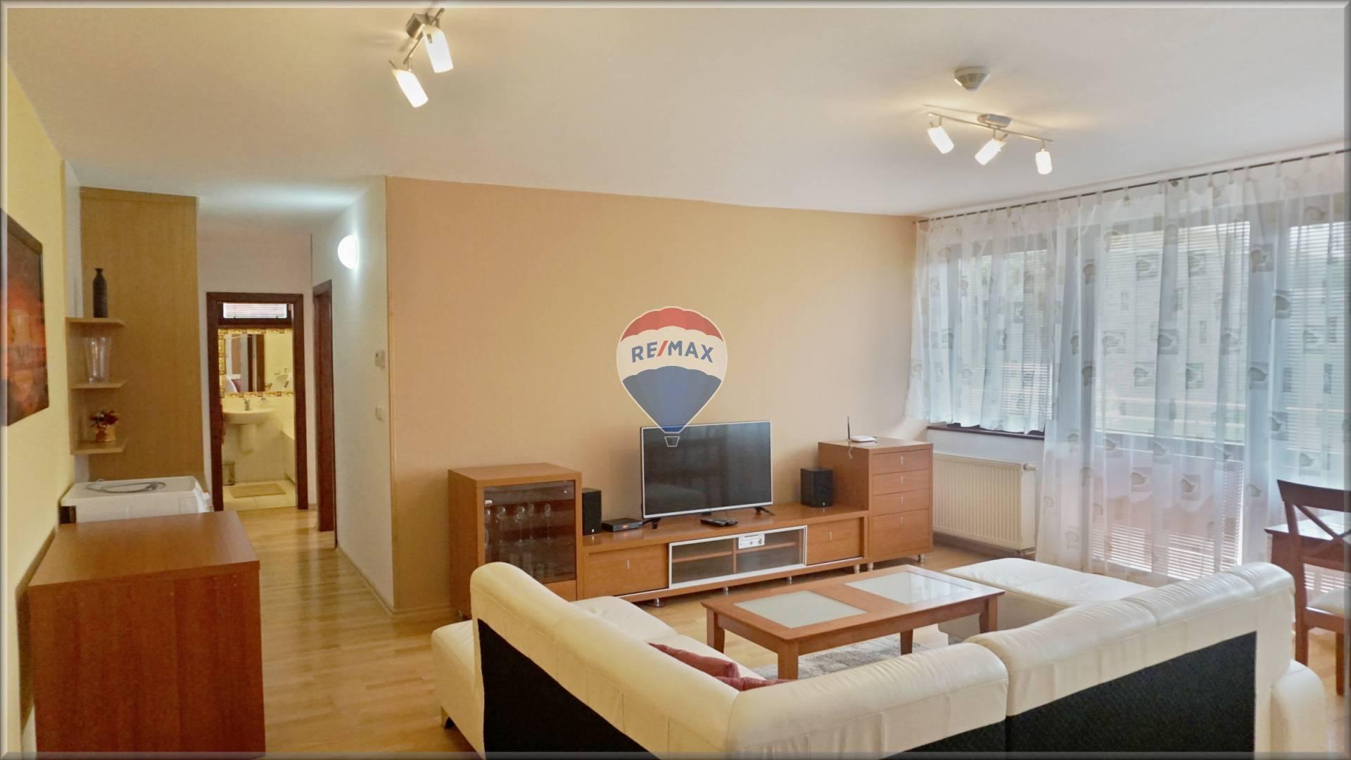 luxusný 3 izbový apartmán v centre 75 m2 Košice