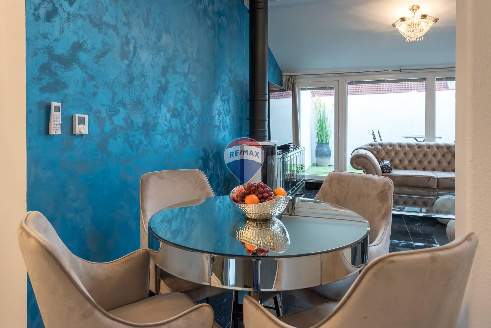 *REZERVOVANÉ* LUXUSNÝ 5 izb. byt s terasou, 129 m2 v centre Košíc, ul. Mäsiarska