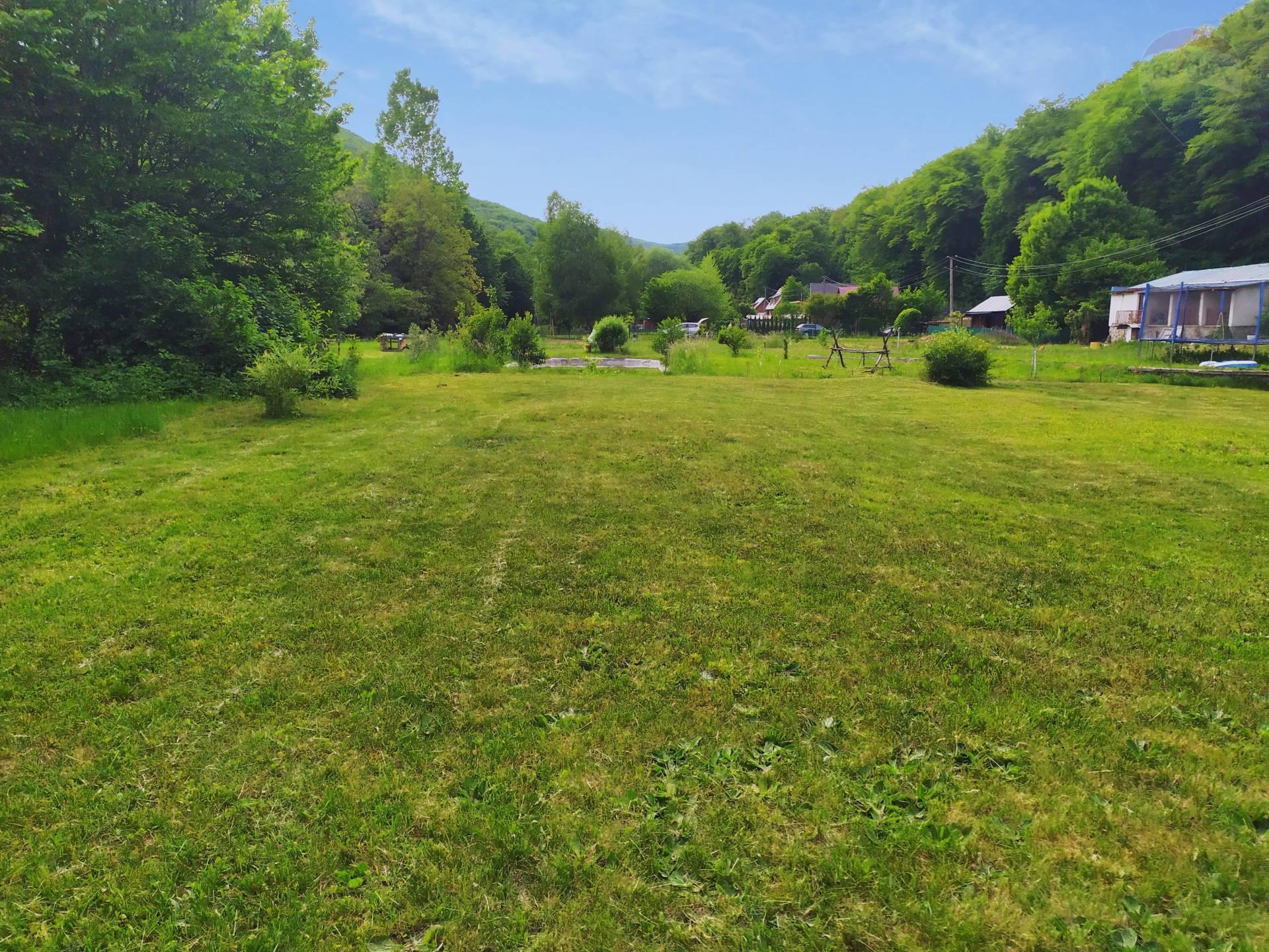 Predaj pozemku 434 m2, Obišovce - rekreačný pozemok na predaj