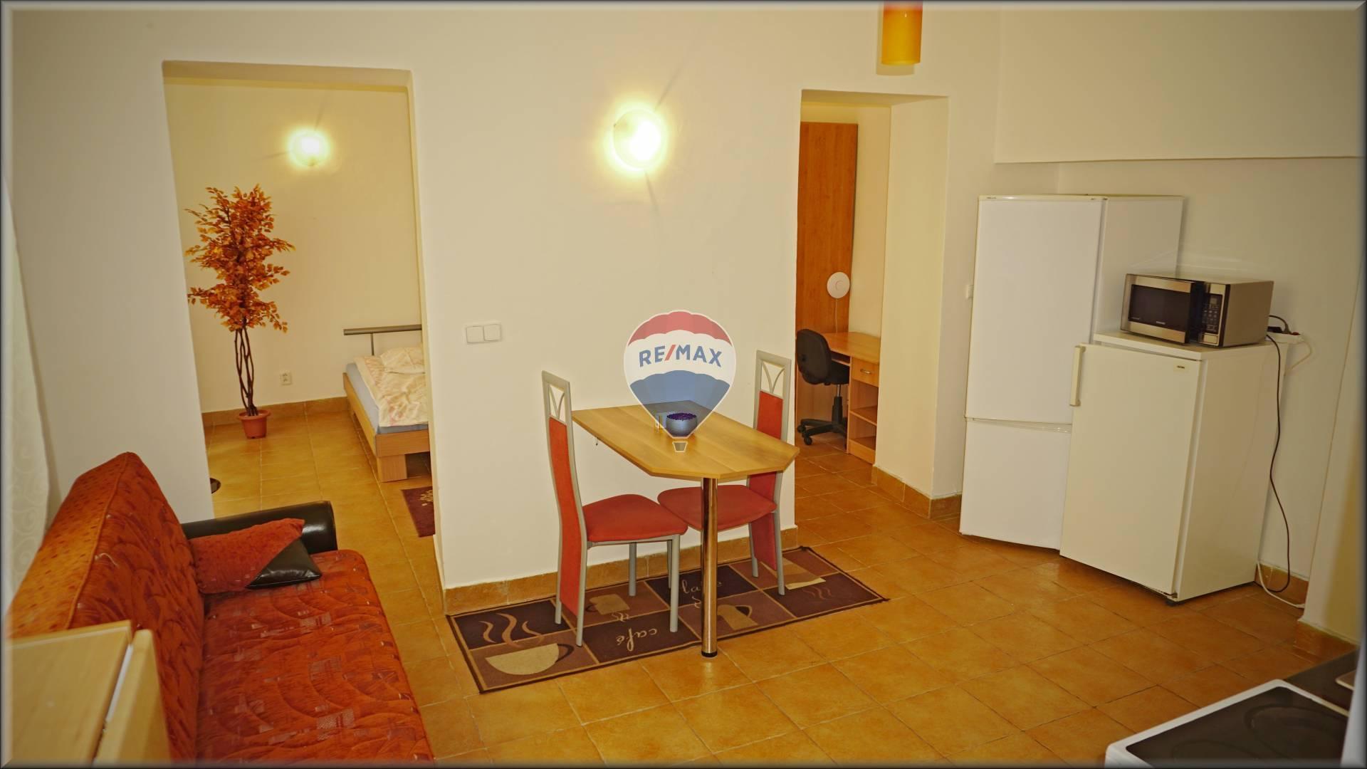 Prenájom 1 izbového bytu v centre Košíc