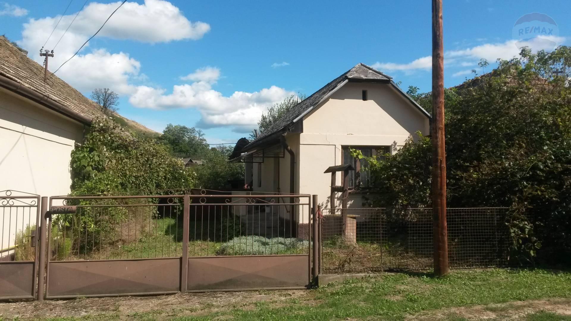 Útulný domček v krásnom prostredí -Šurice