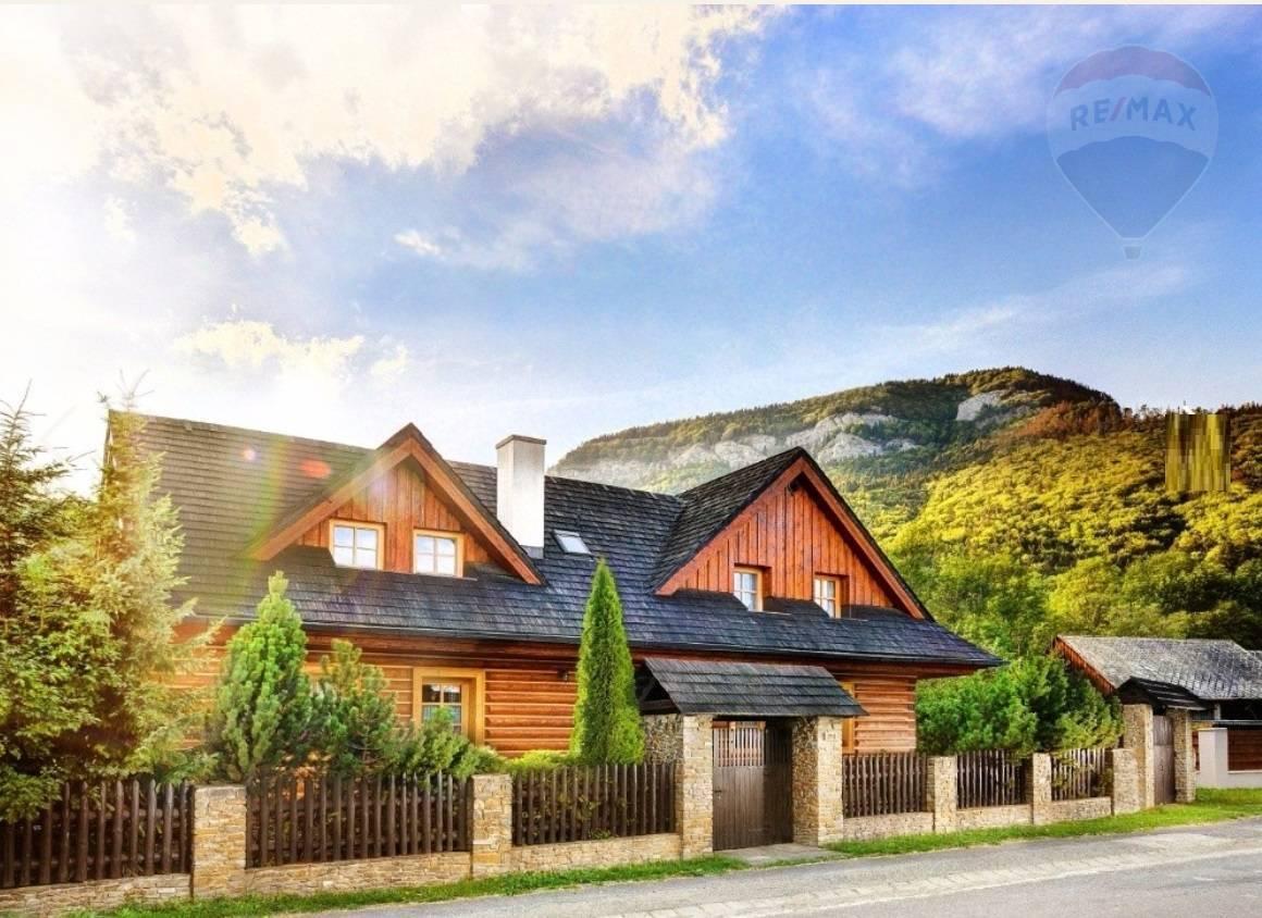 Predaj chaty 380 m2, Kvačany -