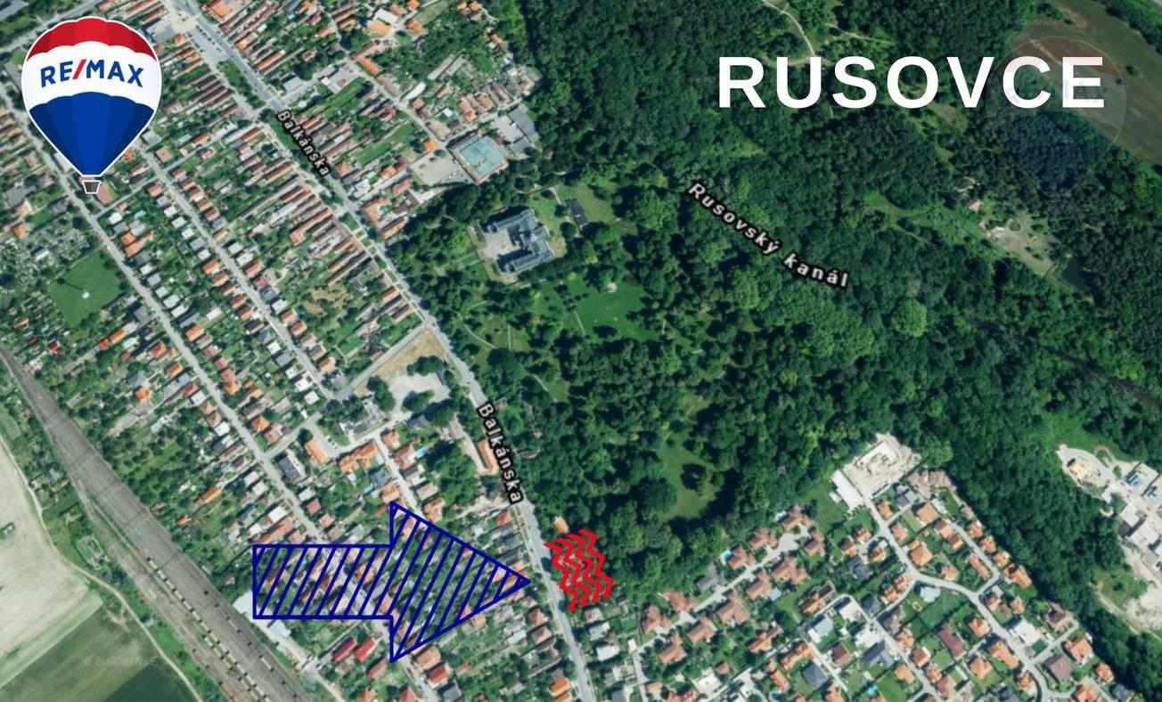 Predaj jedinečný Stavebný pozemok, 2780 m2, Rusovský park