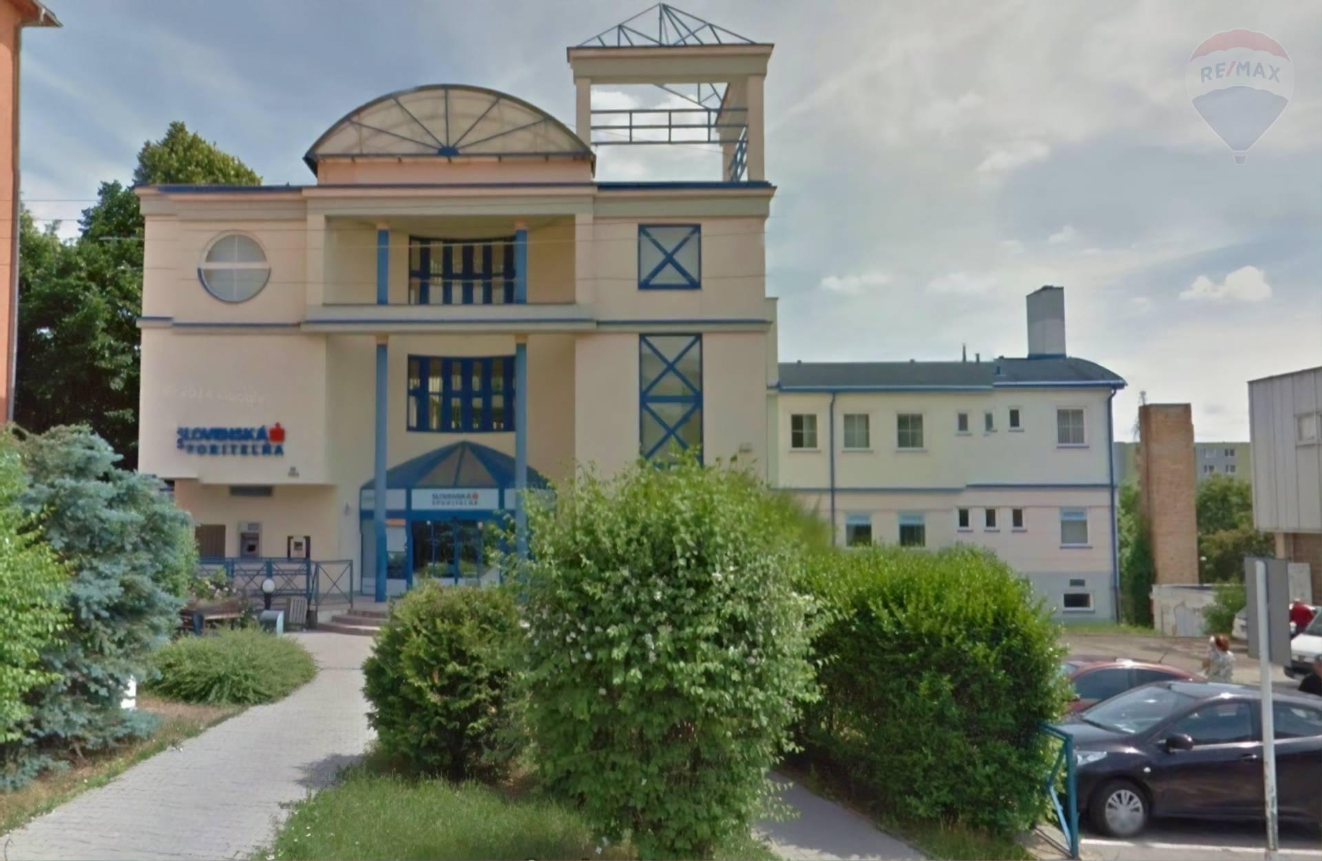 Predaj administratívna budova Veľký Krtíš