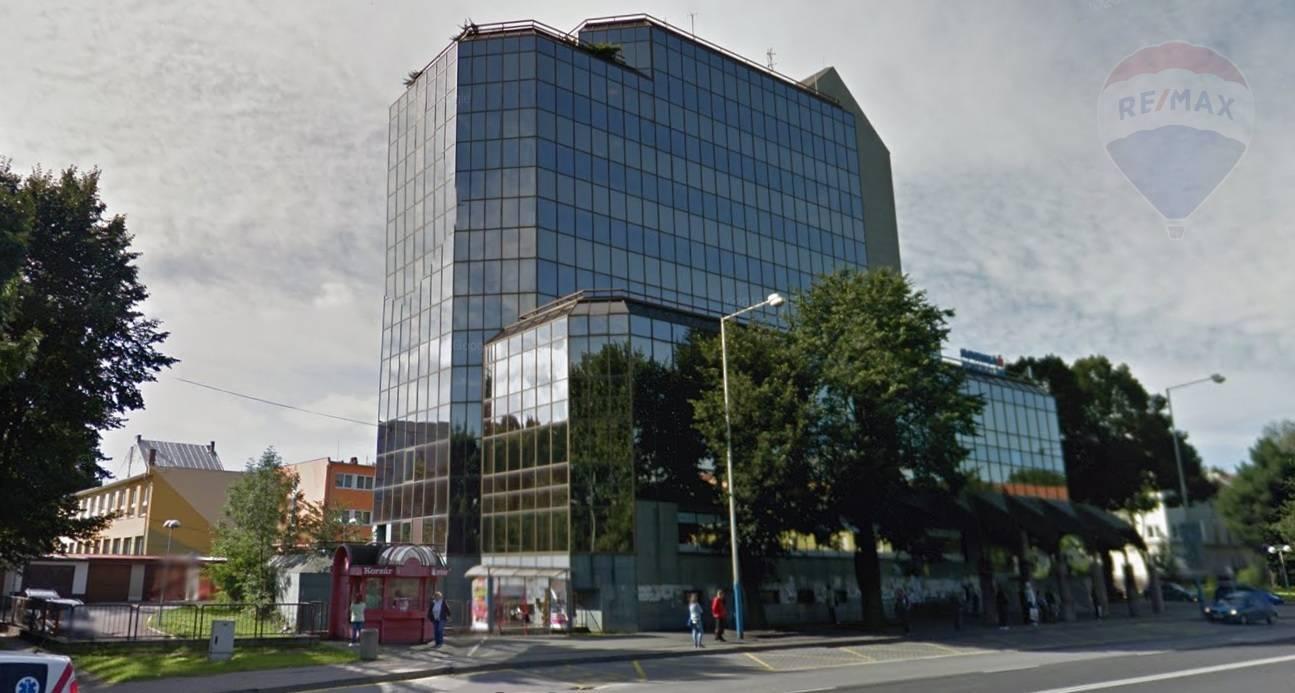 Predaj administratívna budova Poprad