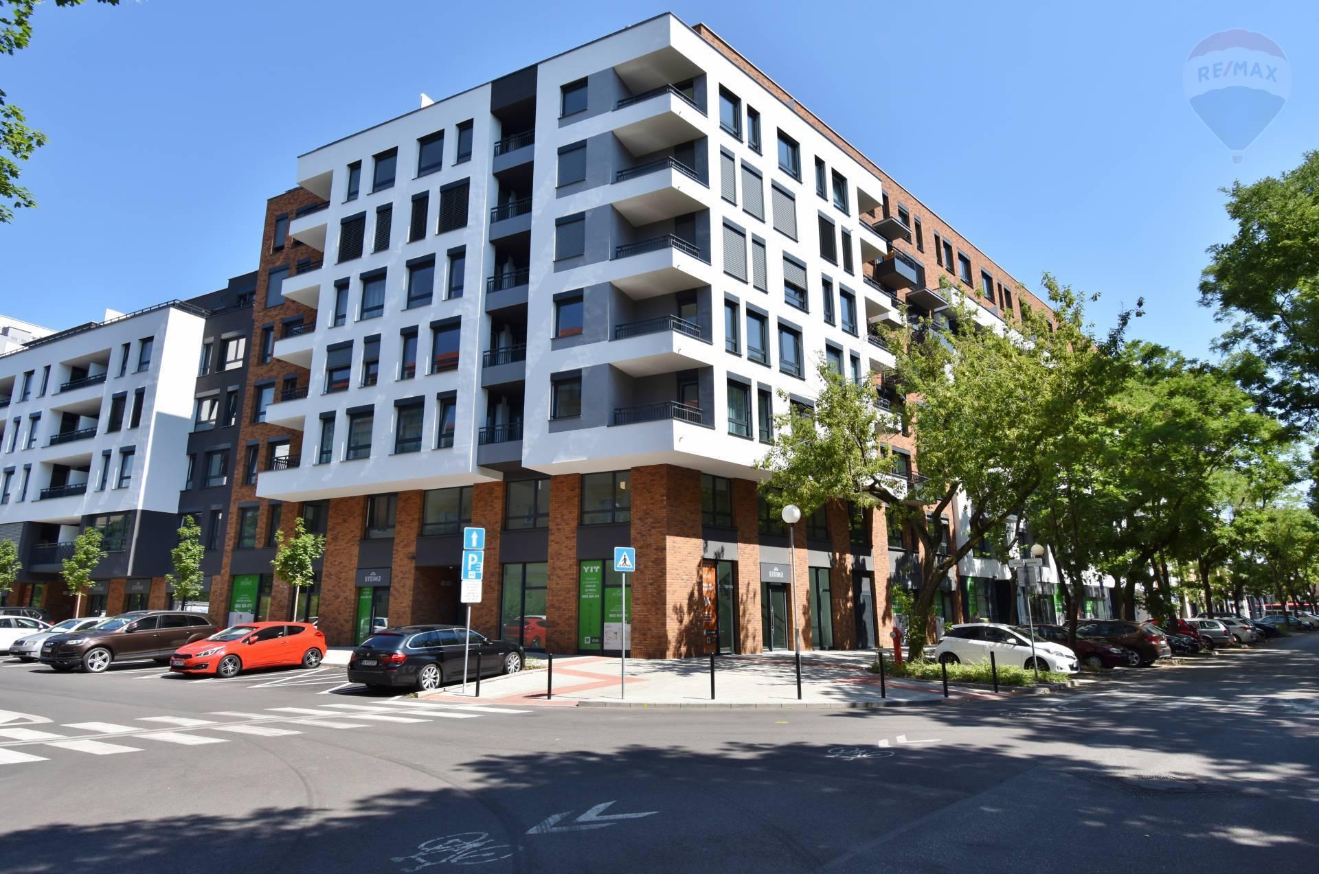 Prenájom 1 izbový byt, 45 m2, Blumentálska ulica, Bratislava Staré Mesto, Novostavba STEIN2