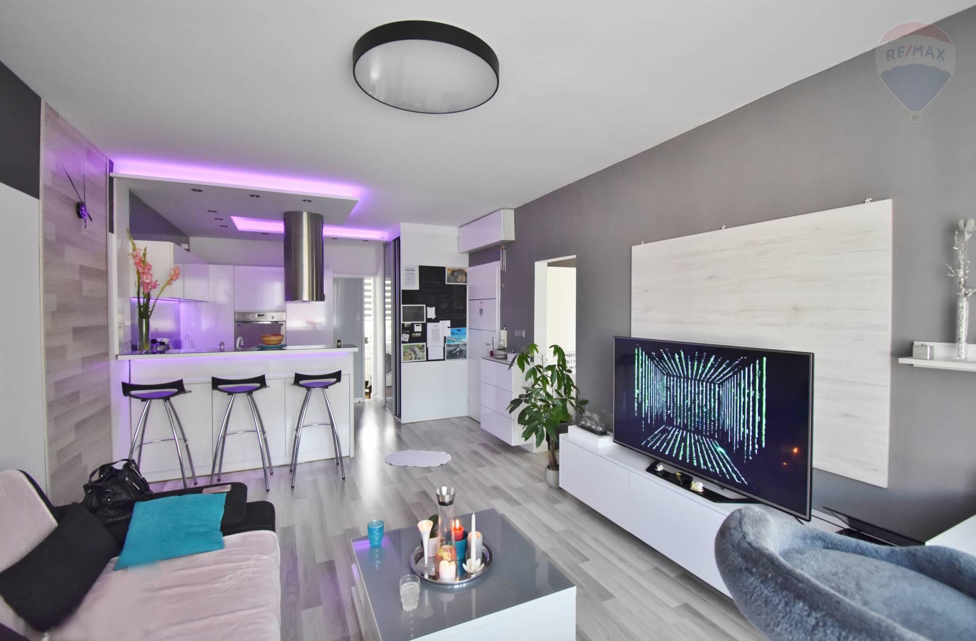 Predaj 2 izbový byt, 50 m2, Rekonštrukcia, Ulica Generála Goliana, Trnava