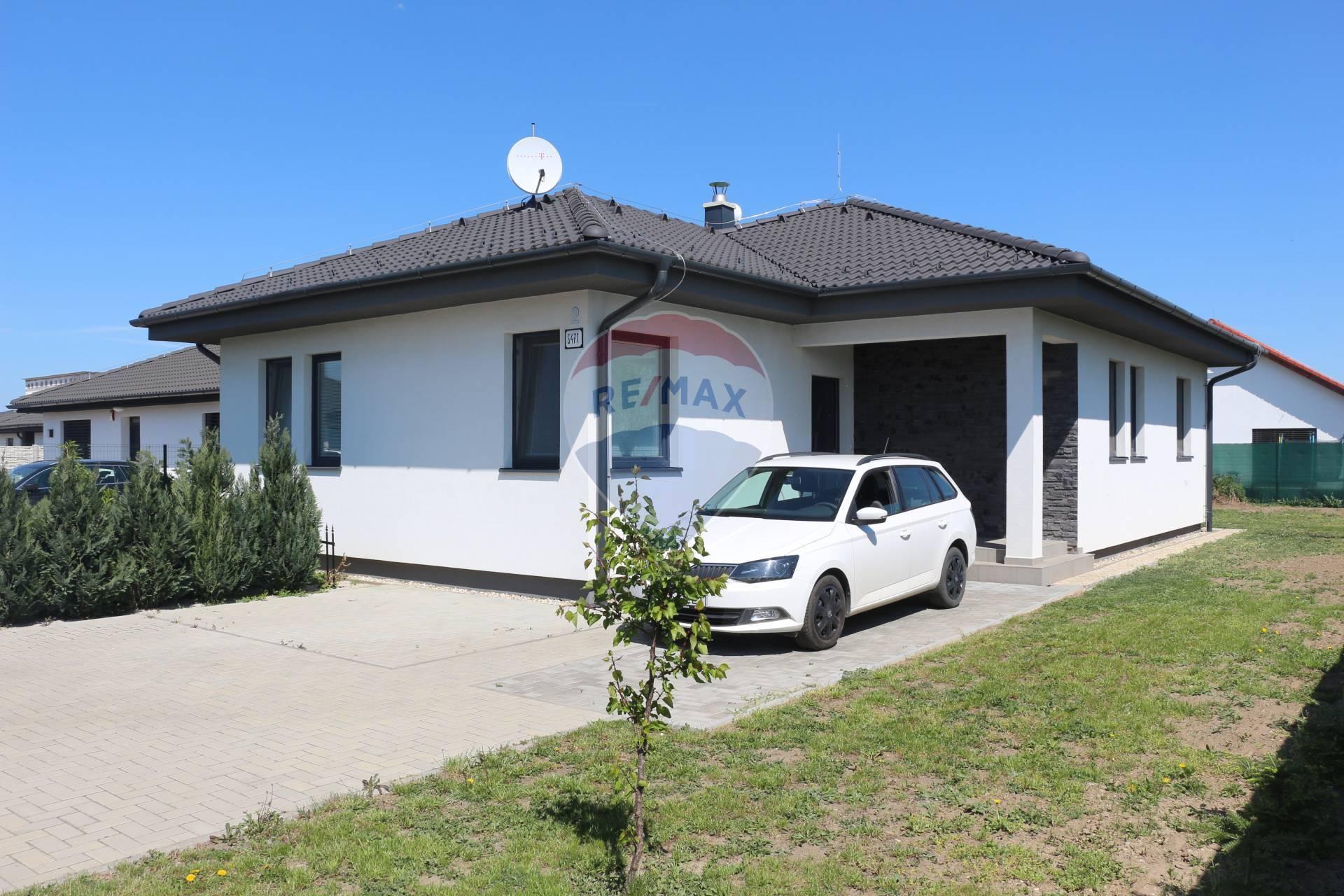 PREDAJ 4 izb. rodinného domu v Bernolákove, novostavba