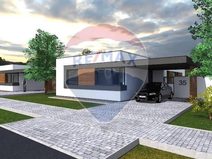Predaj 4i rodinný dom, novostavba, pozemok 377 m2, Tureň, Senec