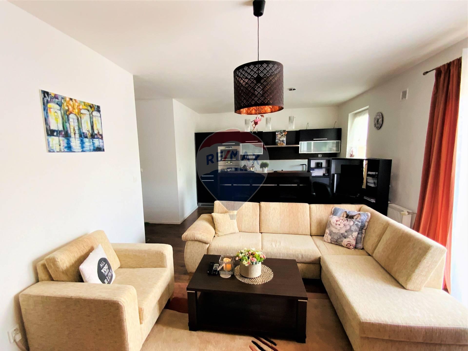Predaj 2 izb. bytu, moderne vybavený s výmerou 61 m2, Pezinská ul.
