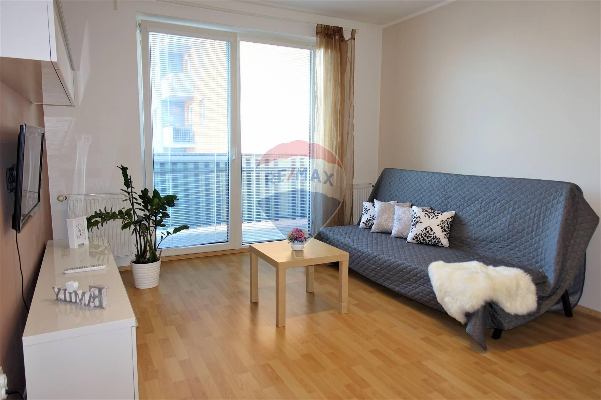 Predaj 1 izb. bytu v Senci, Pezinská ul., balkón