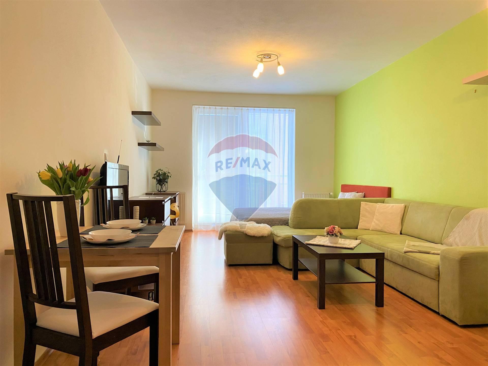 Predaj 1 izb. zariadeného bytu v Senci, Pezinská ul.