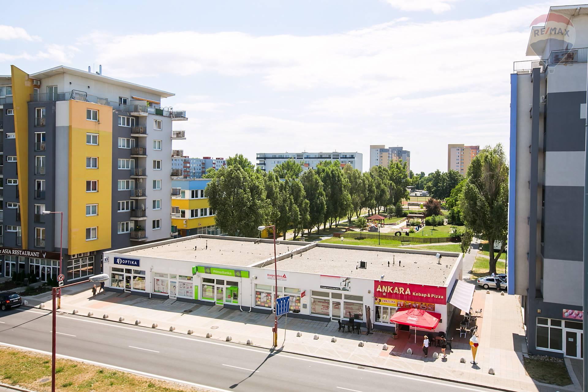 Prenájom bytu (2 izbový) 48 m2, Bratislava - Podunajské Biskupice - výhľad