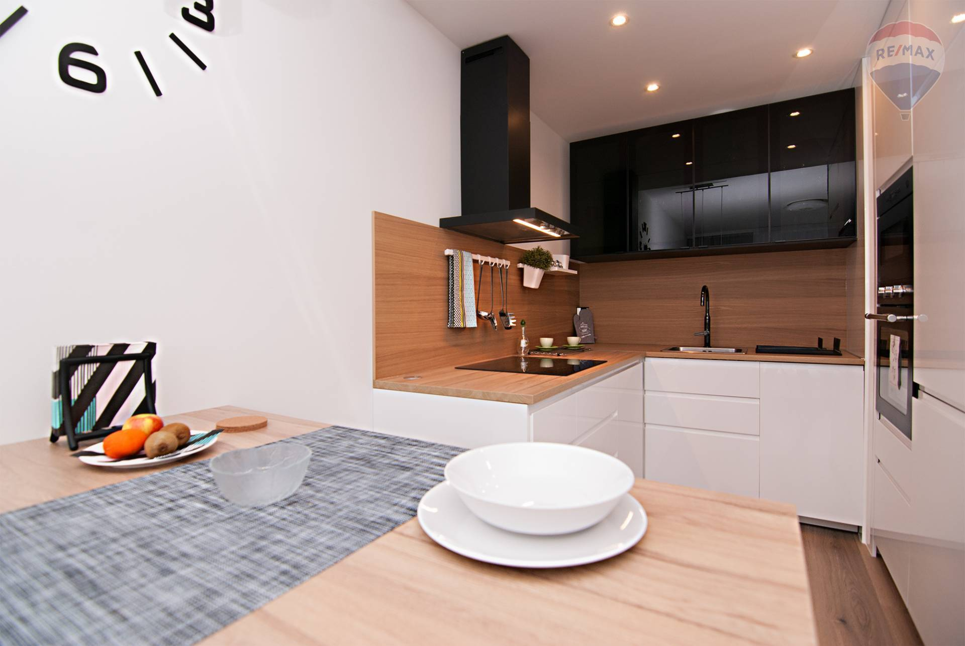 Prenájom bytu (2 izbový) 48 m2, Bratislava - Petržalka - kuchyňa