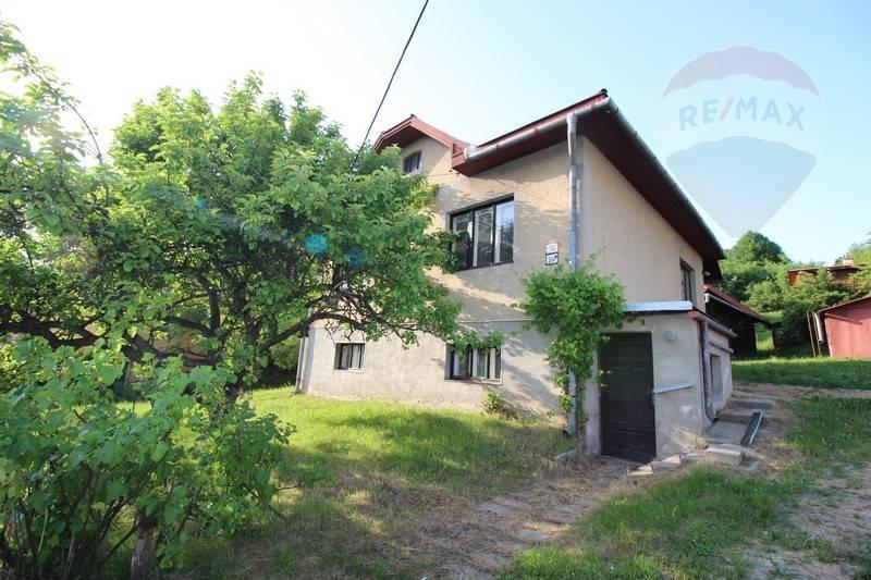 Predaj rodinného domu v obci Čierny Balog