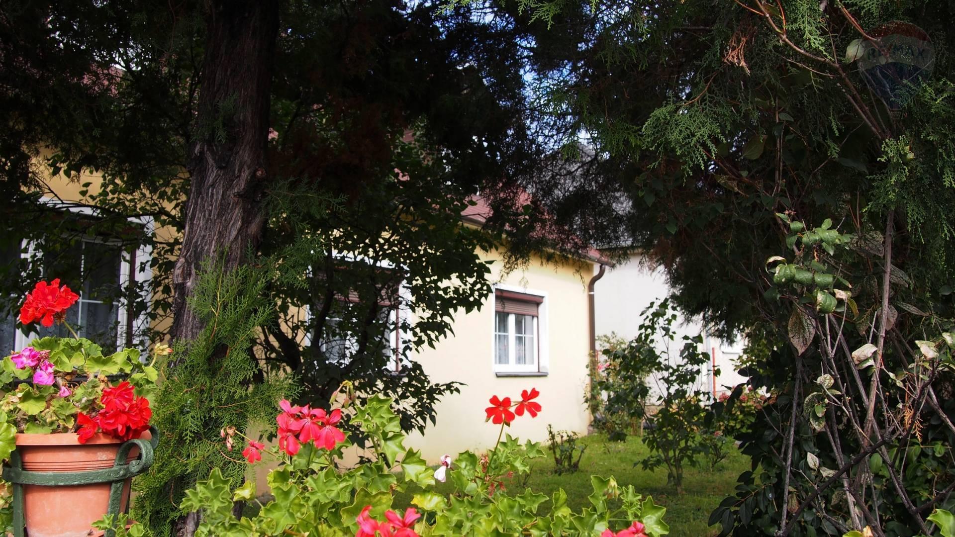 PREDAJ: Rodinný dom s 947 m2 pozemkom, vhodný aj na podnikanie, ulica Hradská, Bratislava - Vrakuňa