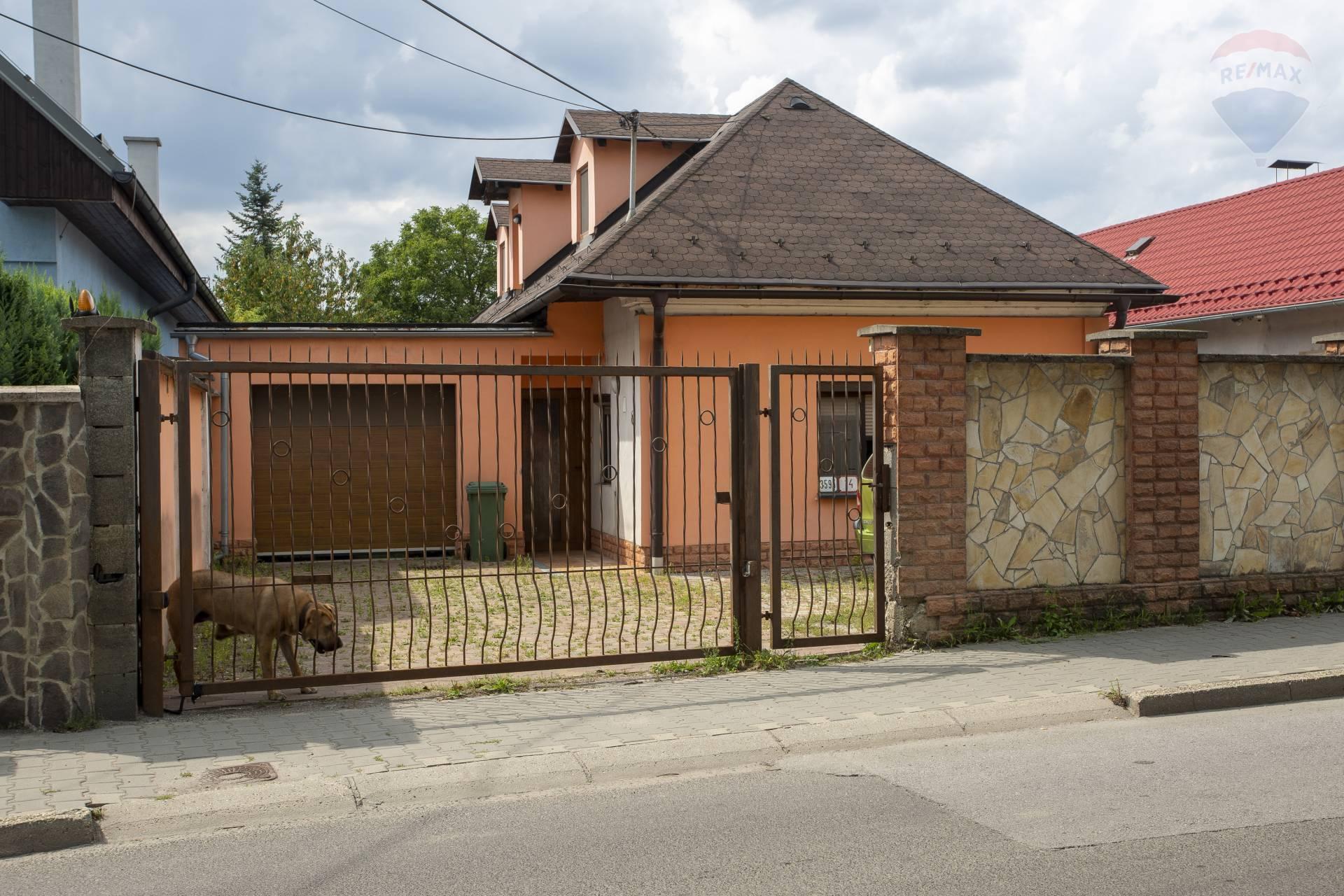 PREDAJ: Dom pre aktívny život, 161 m2, Banská Bystrica - Majer