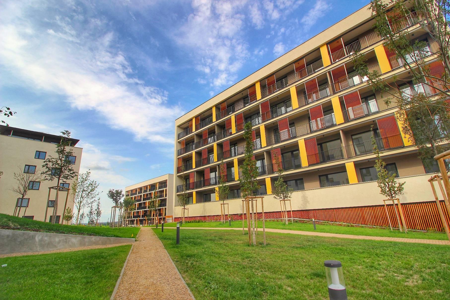 Prenájom bytu (2 izbový) 39 m2, Bratislava - Devínska Nová Ves - ŠTÝLOVÝ A MODERNÝ BYT V NOVOSTAVBE - EŠTE NEOBÝVANÝ - ZARIADENÝ - Bory Bývanie - Top ponuka - Bytový dom