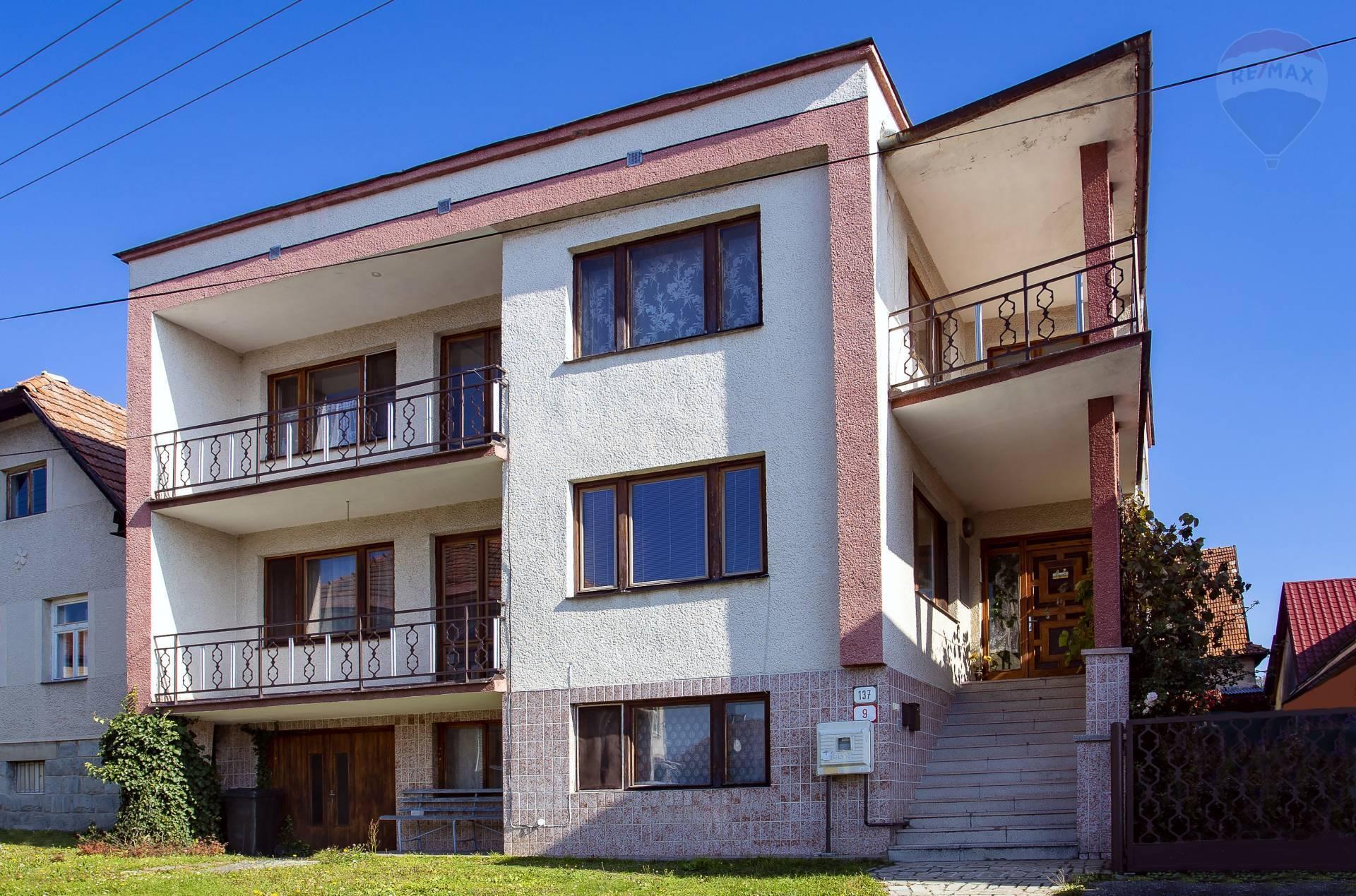 PREDAJ: Dobré bývanie v Dobrej Nive, 479 m2, Dobrá Niva, okres Zvolen
