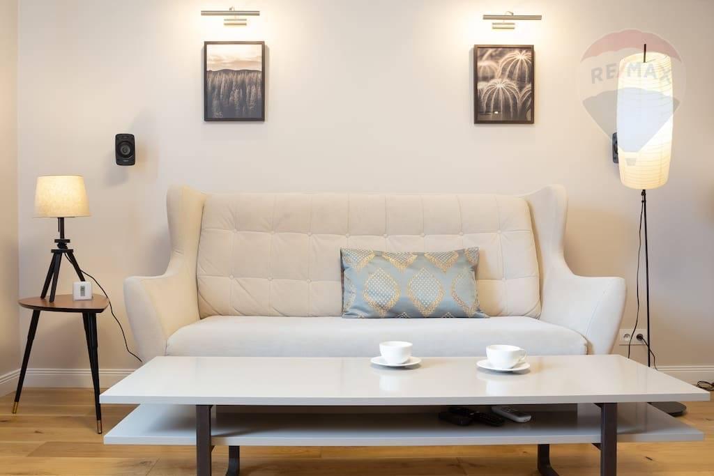 Štýlový a luxusný 3 izb mezonet - Špitálska ulica - LUXURIOUS 3 ROOM APARTMENT CITY CENTER