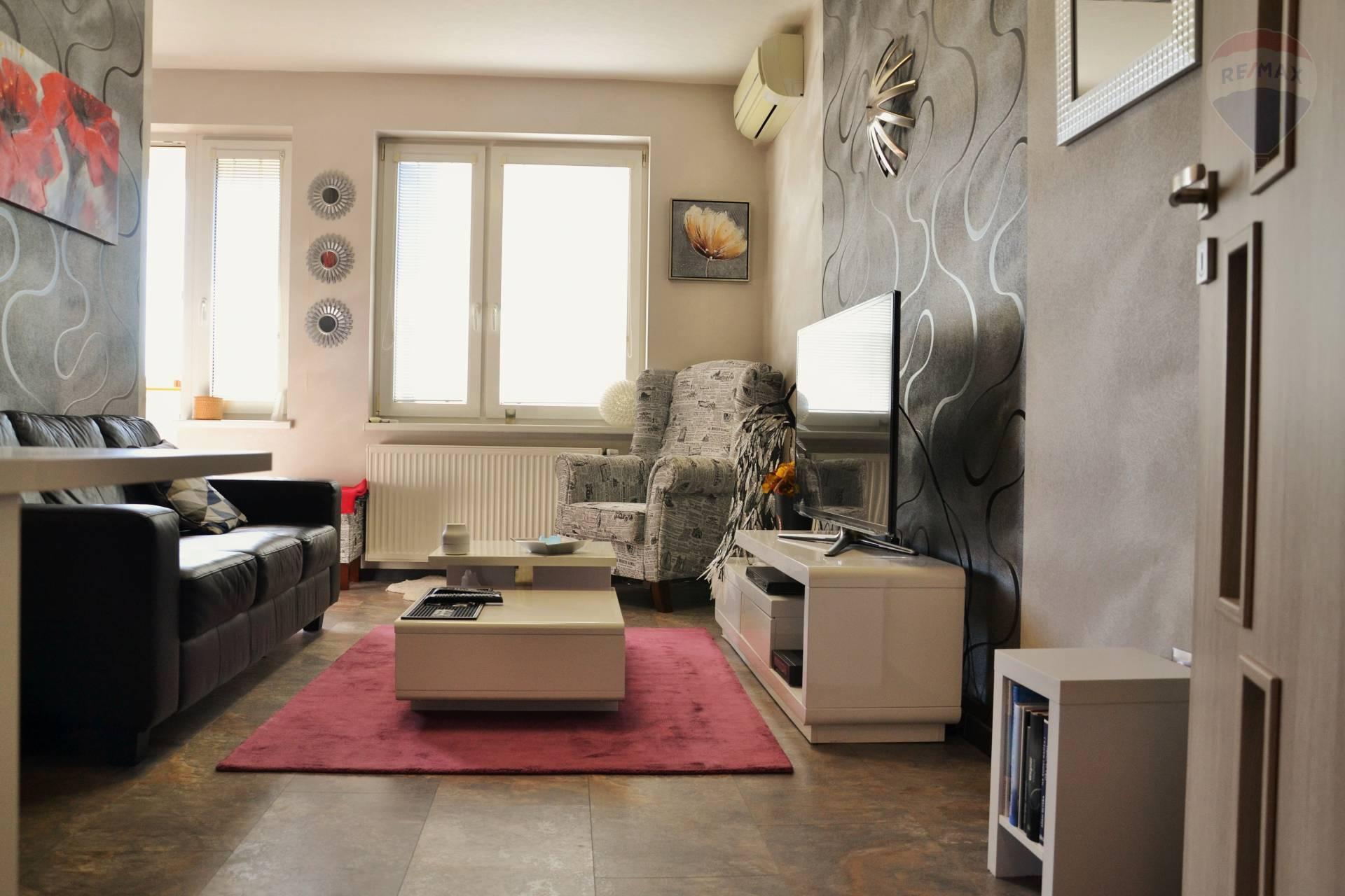 1. izbový byt so spacou časťou v novostavbe na Vyšehradskej v Petržalke