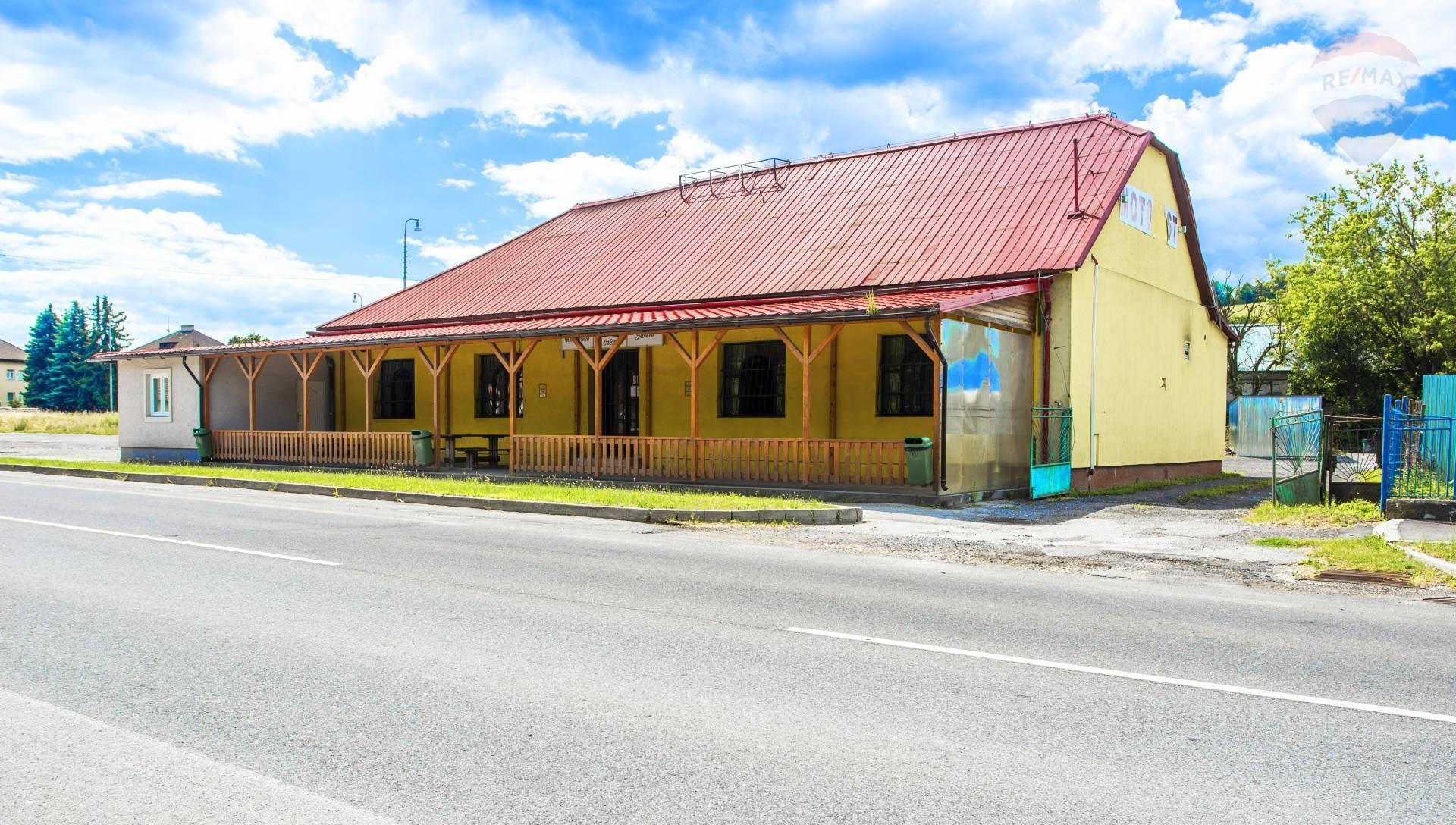 Prenájom reštaurácie 400 m2, Kriváň -