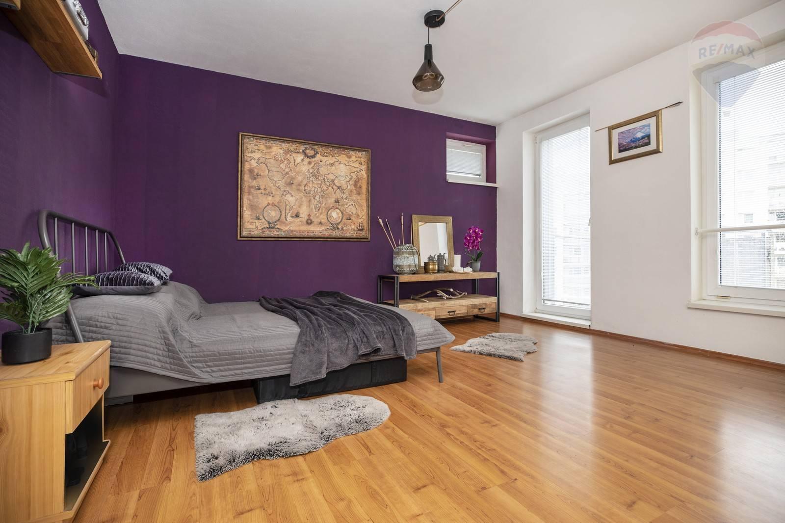 PREDAJ: 1 izbový byt, Kramáre, staršia NOVOSTAVBA, Rozvodná ulica