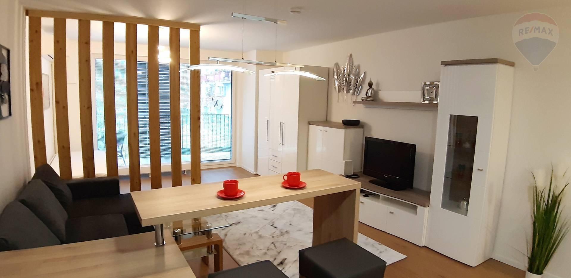 PRENÁJOM, 1-izbový byt, Seberíniho ulica, Bratislava - Ružinov