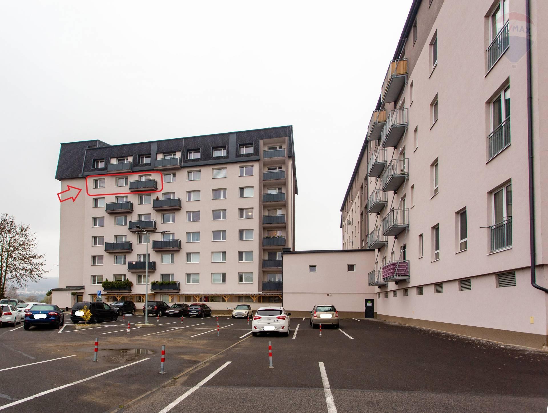 PREDAJ: Krásny nový 2-izb.byt s balkónom49,5m2, Zvolen, Zlatý Potok-Darinka