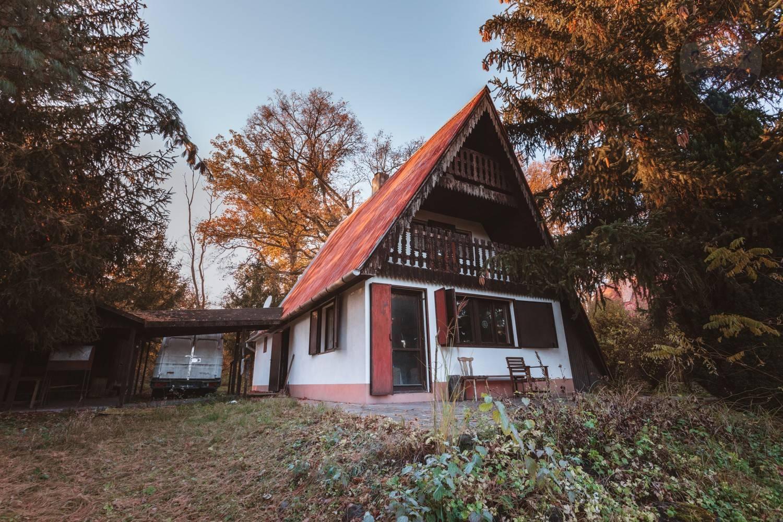 PREDAJ! Rekreačná chata v chatovej osade vo Vysokej pri Morave - vodná nádrž CENTNÚZ