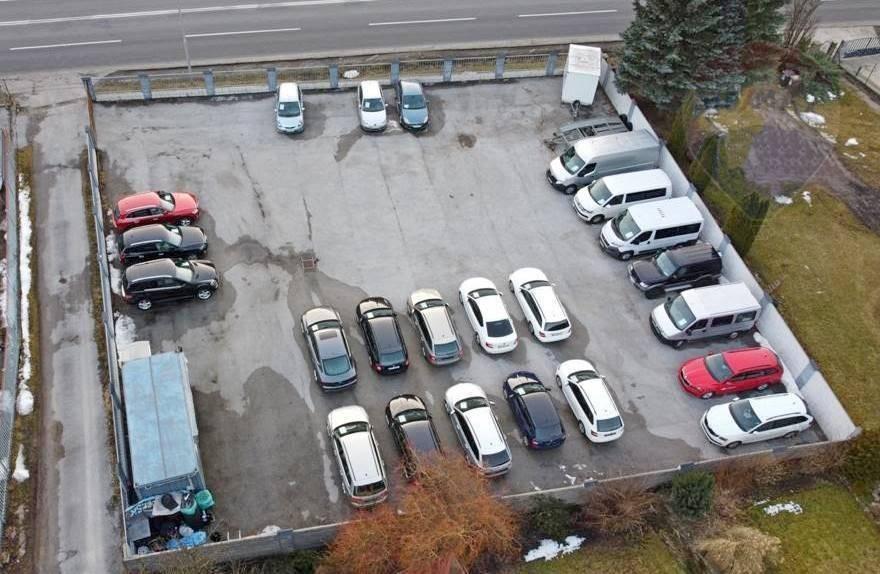 Prenájom výstavnej plochy pri ceste na Donovaly