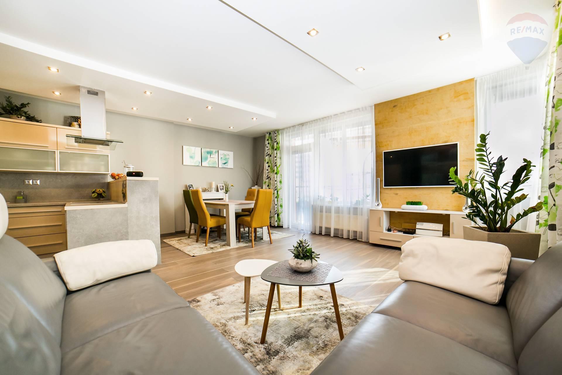 Na predaj krásny 4 izbový byt s parkovaním v Ružinove
