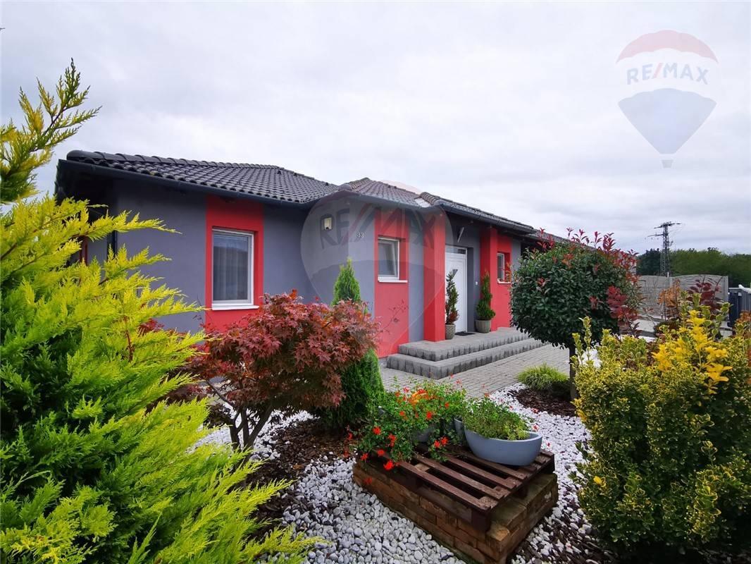 Predaj 4 izb bungalov 178 m2 - Levél - pozemok 716 m2 - Maďarsko