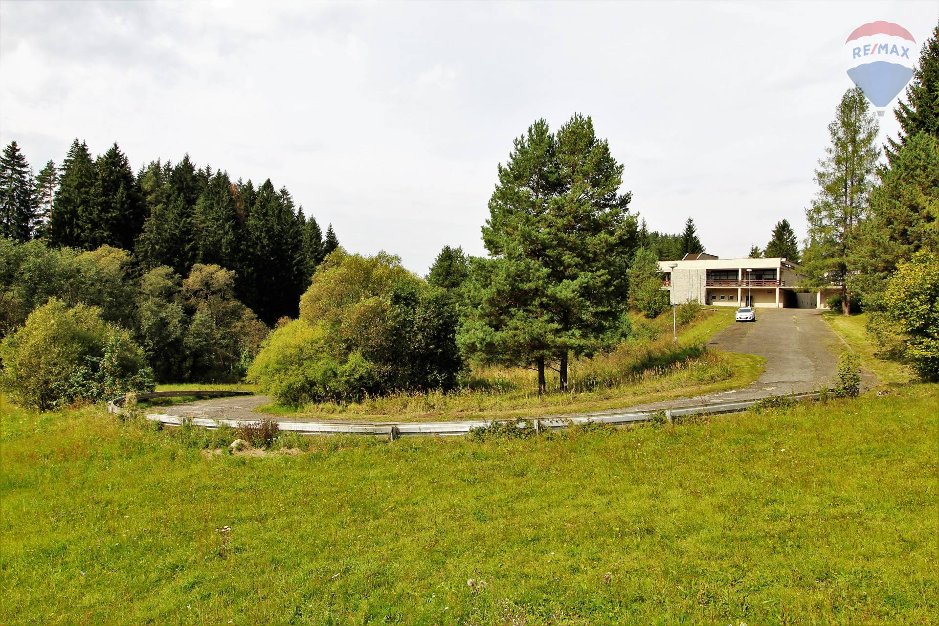 Na predaj bývalé ubytovacie zariadenie - Motel Hybe, Liptov