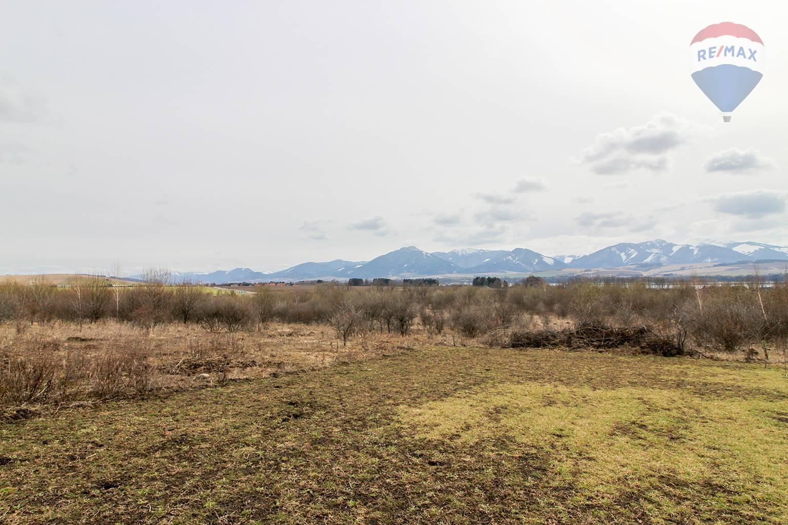 Predaj pozemku 1048 m2, Liptovský Trnovec - Na predaj pozemok Liptovský Trnovec