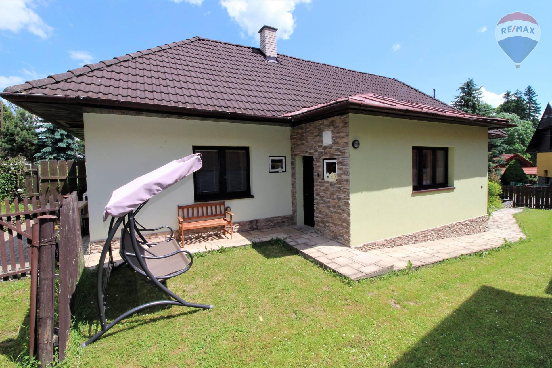 Na predaj rodinný dom v obci Demänová - Bodice, Liptov
