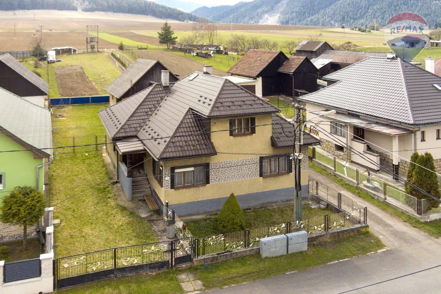 Predám dom na rekreáciu, Liptovský Mikuláš - Kráľova Lehota