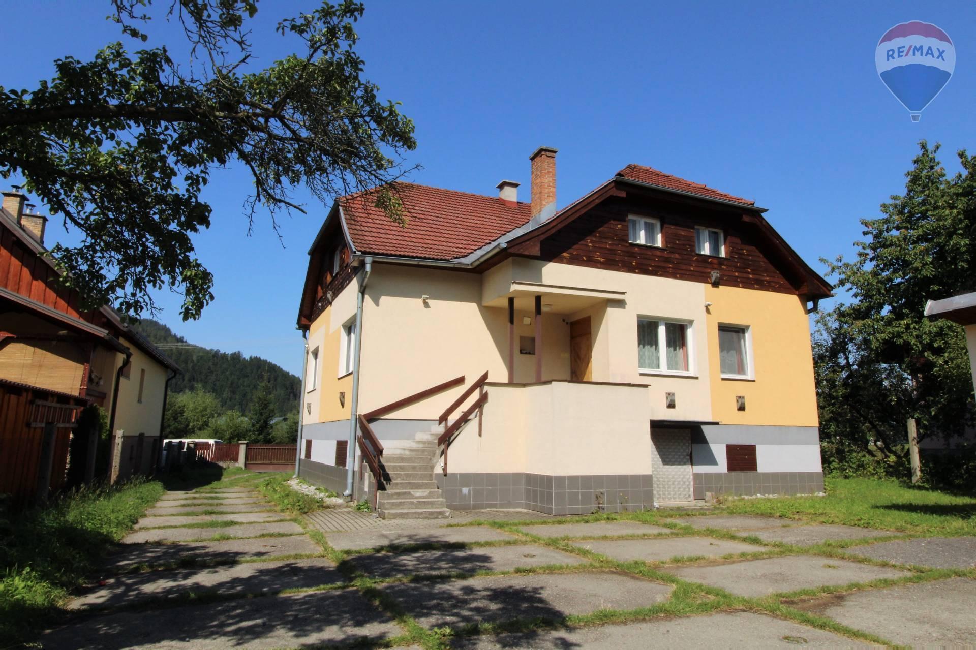 Na predaj rodinný dom po rekonštrukcii, Liptovský Hrádok, Liptov