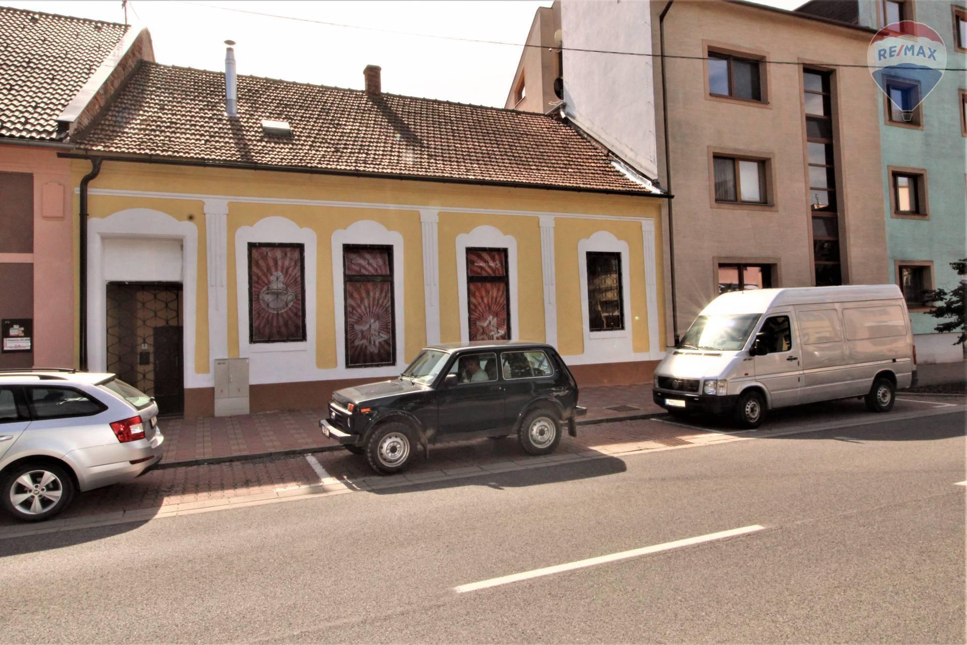 Predaj komerčného objektu 117 m2, Liptovský Mikuláš -