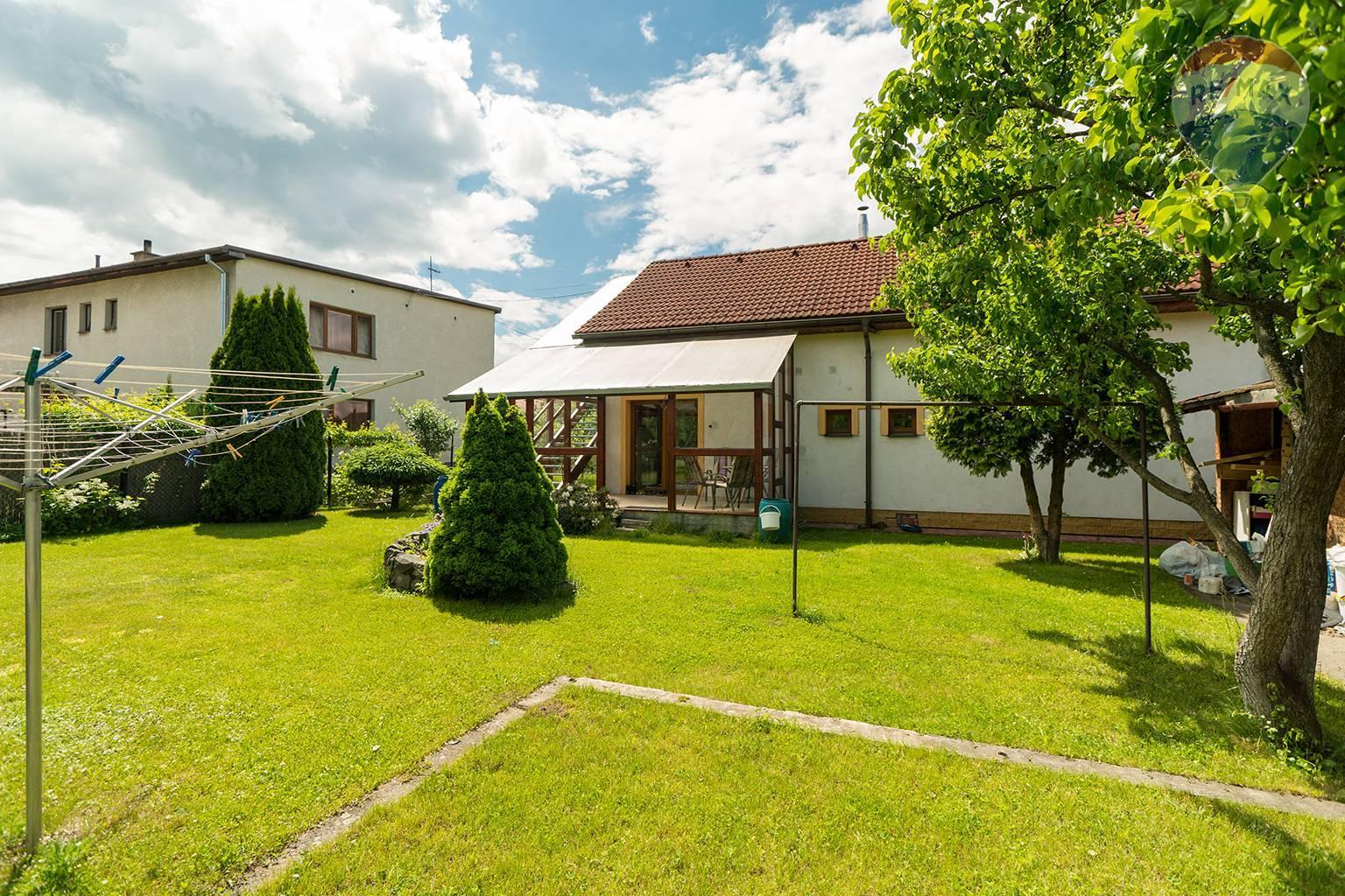 Predaj chaty 161 m2, Liptovský Mikuláš - záhrada